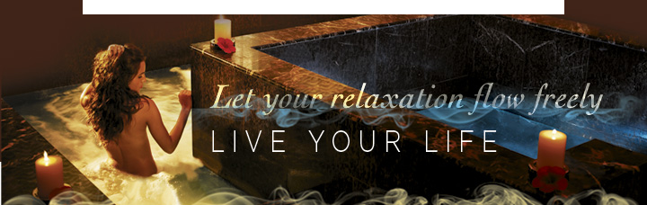 Let your Relaxation flow freely